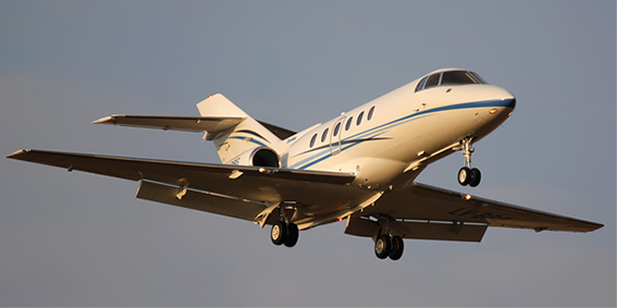 Beechcraft Hawker 800 / XP