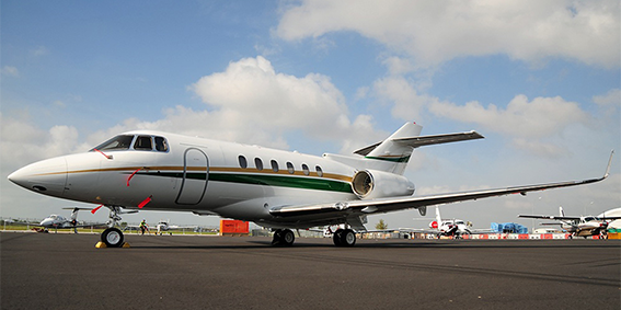 Beechcraft Hawker 900 XP